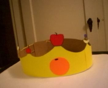 The Crown of Fruit