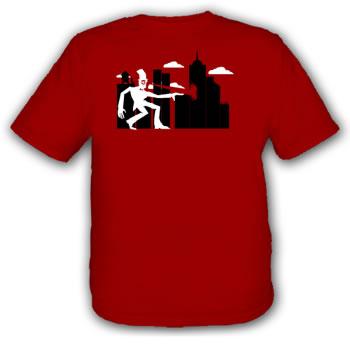 Laser Lincoln Attack! Shirt